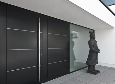 Portes internorm Genève