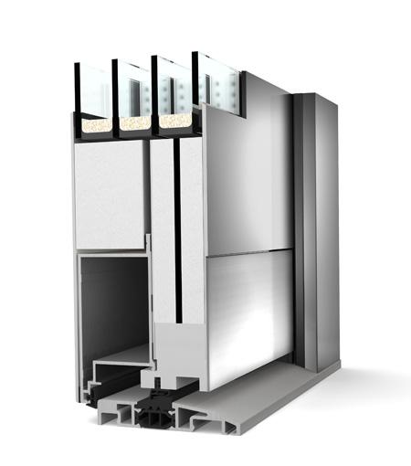 portes d 39 entr e aluminium d 39 internorm. Black Bedroom Furniture Sets. Home Design Ideas