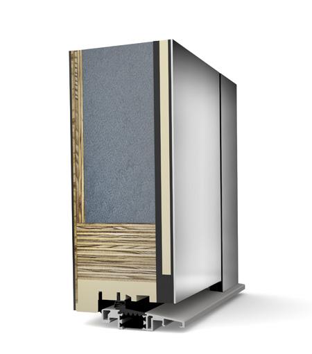 portes d 39 entr e bois alu d 39 internorm. Black Bedroom Furniture Sets. Home Design Ideas